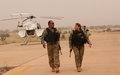 La seule femme à piloter des hélicoptères armés à la MINUSMA