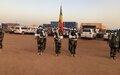 GAO : le deuxième Détachement du génie militaire sénégalais (DETGEN2) de la MINUSMA décoré de la médaille de l'ONU