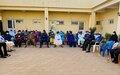 Mandat de la MINUSMA: échanges entre les équipes de Mopti et les populations locales