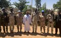 L'inspecteur général de l'Armée sénégalaise en visite à Gao