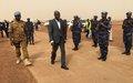 Gao : Première visite du Président de la Commission de l'Union africaine dans la région