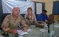 Sensibilisation à la sécurité routière : Le contingent néerlandais de la MINUSMA accompagne la population de Gao
