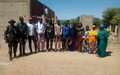 La MINUSMA finance un premier projet d'élevage dans le Cercle d'Ansongo