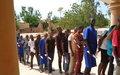 À Mopti, le programme de Réhabilitation Communautaire est en cours