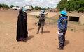 La MINUSMA veille au jour le jour à la protection des civils dans la région de Mopti