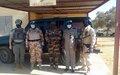 Trois projets d'équipement et de construction inaugurés à Gao: l'appui de la MINUSMA aux Forces de sécurité se poursuit
