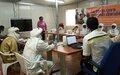 Appui MINUSMA: Accès à l'information et à la justice à Ménaka