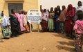L'autonomisation des femmes au cœur d'un projet à impact rapide de la MINUSMA à Gao