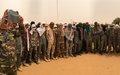 Le Commandant adjoint de la Force appelle le MOC à mettre la population en confiance