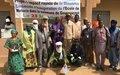 Gao : La MINUSMA offre trois salles de classe équipées au village de Wabaria