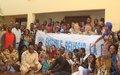 Près de 400 élèves et étudiants sensibilisés et informés sur les opérations de maintien de la paix à Bamako