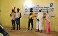 Résolution des conflits : La MINUSMA et le PNUD encouragent l'implication de la jeunesse de Koro