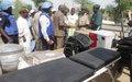 JUSTICE: La MINUSMA et le PNUD réhabilitent les Maisons d'Arrêt de Niafounké et Diré