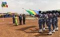 GAO : Les Casques bleus sénégalais et agents de police individuels de la MINUSMA décorés