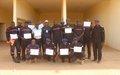 Tombouctou: la Police de l'ONU forme des éléments des Forces de Défense et de Sécurité malienne sur la sécurité routière
