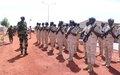 Le Commandant adjoint de la Force de la MINUSMA en visite de travail dans la région de Mopti