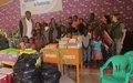 la Coordination Civilo-Militaire redonne le sourire aux orphelins
