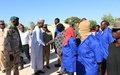 Programme de Réhabilitation Communautaire à Mopti : Fin du processus de désarmement volontaire de 352 jeunes