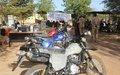 Tombouctou: la Police des Nations Unies UNPOL parraine deux projets QIP pour renforcer la sécurité