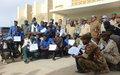 Processus électoral : 148 Agents des Forces de Défense de la Sécurité du Mali (FDSM) formés à la sécurisation des élections