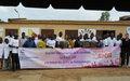 des jeunes engagés pour la paix au Mali !