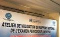 Examen Périodique Universel des droits de l'homme : la MINUSMA appuie la participation de l'Etat malien