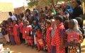 GAO : Des fournitures scolaires au profit des enfants de l'Orphelinat Centre Modibo Maiga