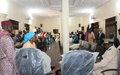 La MINUSMA réhabilite et équipe la salle de conférence du Cercle de Mopti