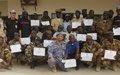 Appui aux Forces de Sécurité Maliennes : Les renseignements généraux au cœur d'une formation à Tombouctou
