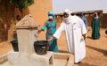 Appui MINUSMA à Sévaré : Plus de 1 400 élèves disposent désormais d'eau potable