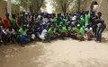Le mandat de la MINUSMA expliqué aux élèves-maitres de l'Hégire de Tombouctou