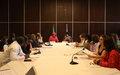 La RSSG chargée de la question des violences sexuelles dans les conflits à Tombouctou pour écouter des victimes