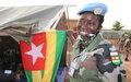 Région de Mopti - Les Casques bleus togolais ont reçu la médaille des Nations Unies, l'une d'entre eux témoigne de sa fierté