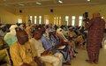 La MINUSMA à Gao : 200 projets d'un coût total de 13 milliards de FCFA initiés au profit des habitants