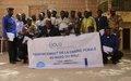 Tombouctou : Les acteurs de la chaine pénale outillés en matière de gestion de crime