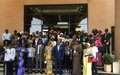 50 jeunes femmes leaders au cœur de la réforme du secteur de la sécurité et du désarmement-démobilisation-réinsertion