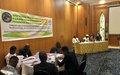 Les jeunes maliens s'approprient la politique de lutte contre l'extrémisme violent et le terrorisme