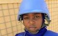 Awa Faye, la paix une conviction