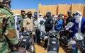 À Ménaka, UNPOL mise sur la Police de proximité
