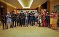La MINUSMA et la Police malienne signent un partenariat pour l'élimination des violences sexuelles en période de conflit
