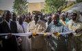 La MINUSMA réitère son soutien aux habitants de Goundam avec deux nouveaux projets