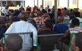 Journée internationale Nelson Mandela - La MINUSMA communie avec les détenus de la Maison d'arrêt de Gao