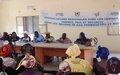 Les organisations de femmes évaluent la mise en œuvre de la résolution 1325 à Gao