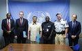 La République fédérale d'Allemagne apporte une contribution de 824 000 euros au Fonds Fiduciaire en Soutien à la Paix au Mali