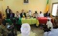 Autorités intérimaires : leur mise en place effective à Kidal, Gao et Ménaka