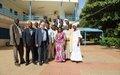 Lutte contre l'extrémisme violent : la MINUSMA encourage la participation communautaire
