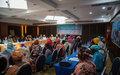 Les Journées Portes Ouvertes sur la Résolution 1325 (2000) : un rendez-vous annuel pour faire le point sur