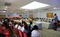 Les jeunes maliens : acteurs majeurs de la Réforme du Secteur de la Sécurité et du processus de Désarmement, Démobilisation et Réinsertion