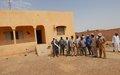 Ménaka : Lancement d'un projet à impact rapide MINUSMA pour le renforcement de l'autorité de l'état