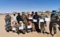 Région de Ménaka : la MINUSMA renforce les capacités des éléments de l'armée reconstituée du Mali